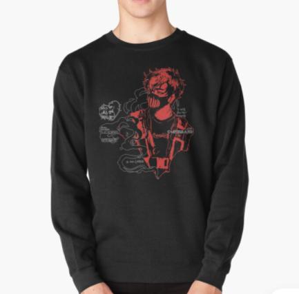 Best Qualitychaos Pullover Sweatshirt