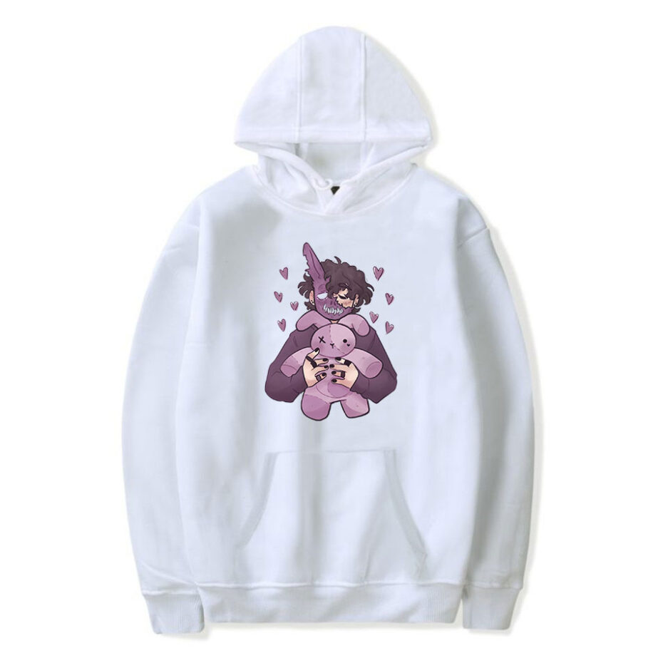 Corpse Bunny Pullover Hoodie