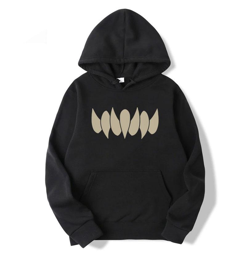 Corpse Husband Teeth Pullover Hoodie